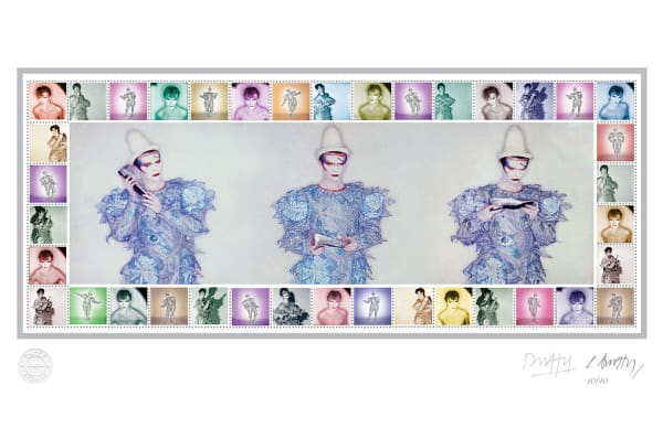 Brian Duffy, Scary Monsters 1980, Limited Edition 40th Anniversary 2020, 2020
