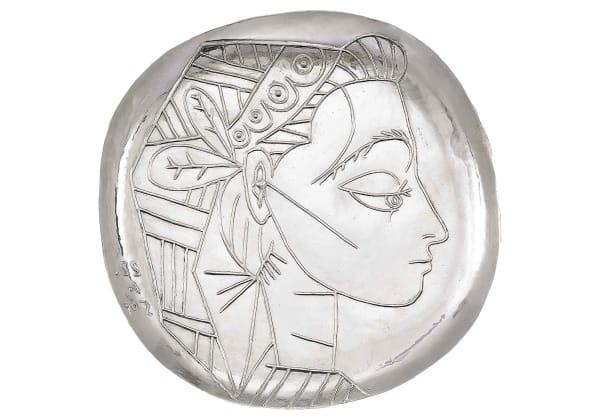 Pablo Picasso, Profil de Jacqueline