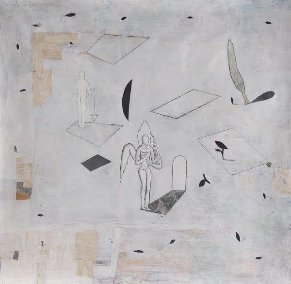 Amar Dawod - The Ta-Sin of the Point II, 2013