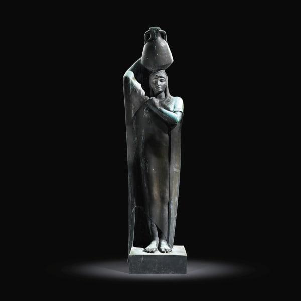 Mahmoud Mouktar - Au Bord Du Nil , 1938 - 1939