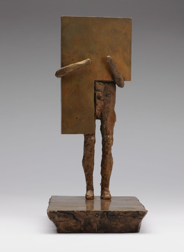 Ismail Fattah - Homage to Picasso, 1971
