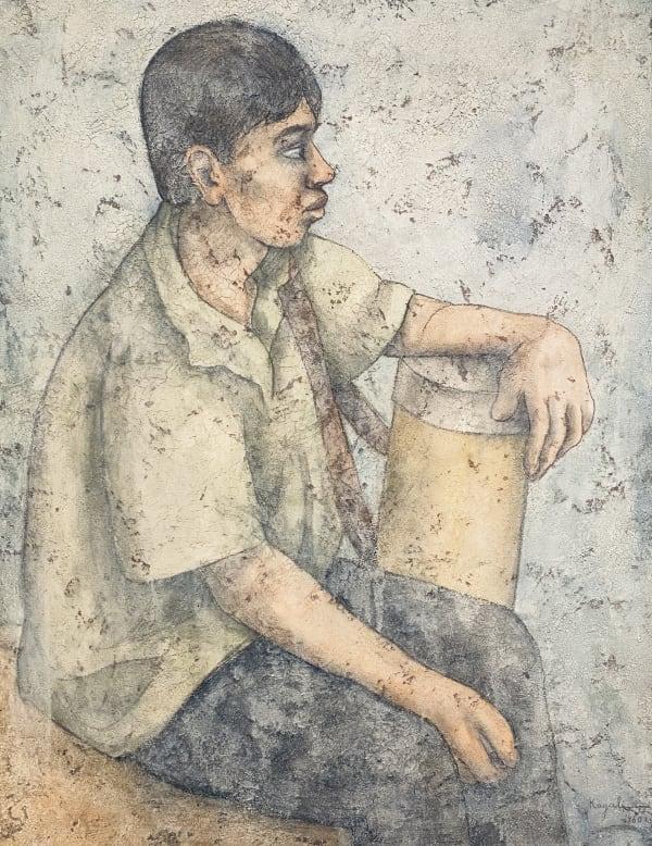 Louay Kayyali - Untitled , 1960