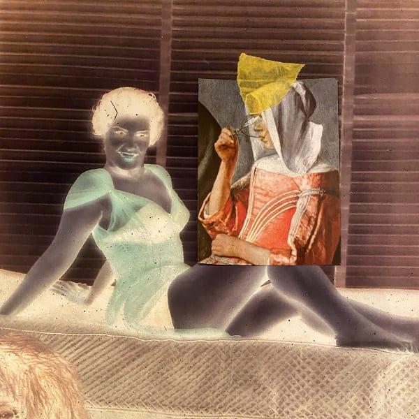 Rachel Libeskind, Negative Girl, 2020