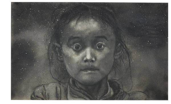 Zhang Huan, 6 Years Old, 2007