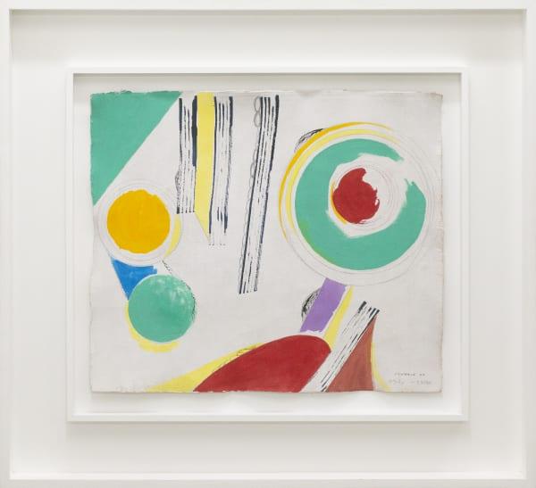 Julian Dashper, Flipback On, 1989