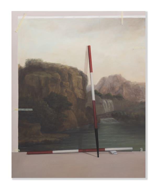 Emily Wolfe, Backdrop, 2021