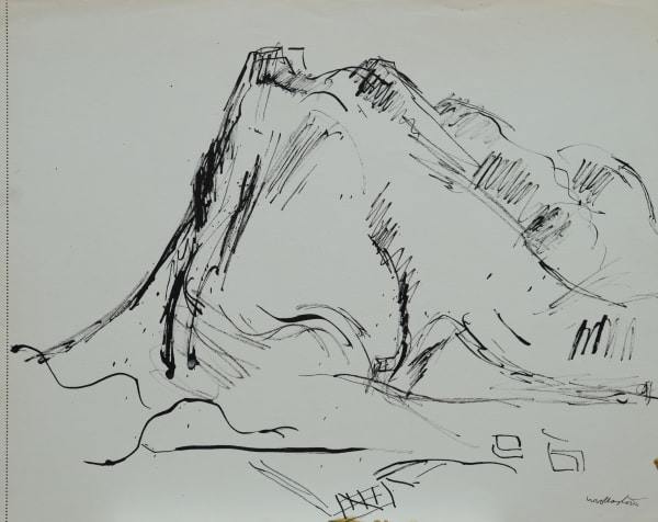 Mountford Tosswill Woollaston, Mt Edgcumbe (Kawerau), 1966