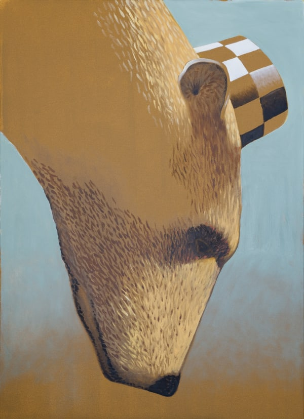 Derek Cowie, Long Bear, 2020