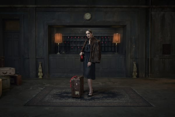 Heather STRAKA, Isolation Hotel III, 2021