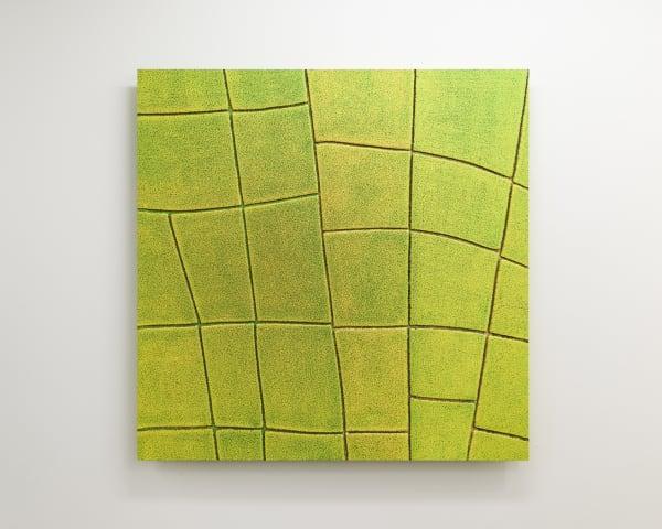 Elizabeth THOMSON, Cubist Encounter – After Rosalie Gascoigne, 2021