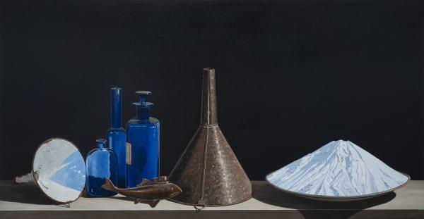 Michael Hight, Plateau, 2019