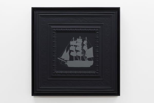 Jasmine Togo-Brisby, Panel no. 1397 (vessel), 2021