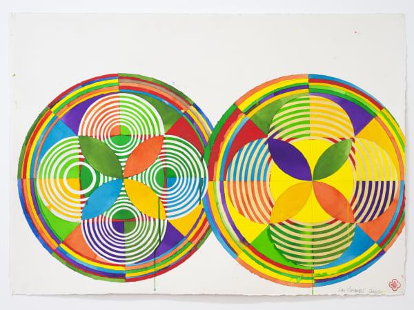 Max GIMBLETT, Compass North, 2011/12/15