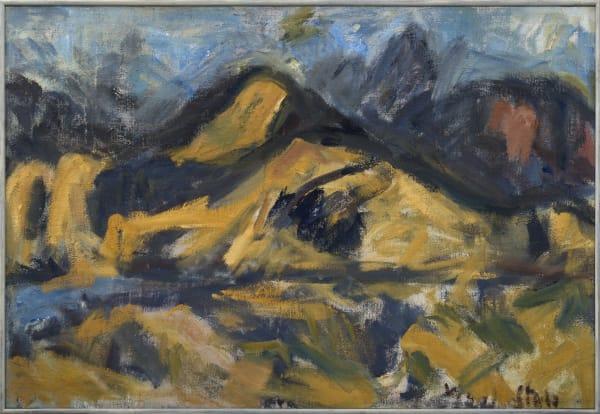 Mountford Tosswill Woollaston, Mount Malita, 1992