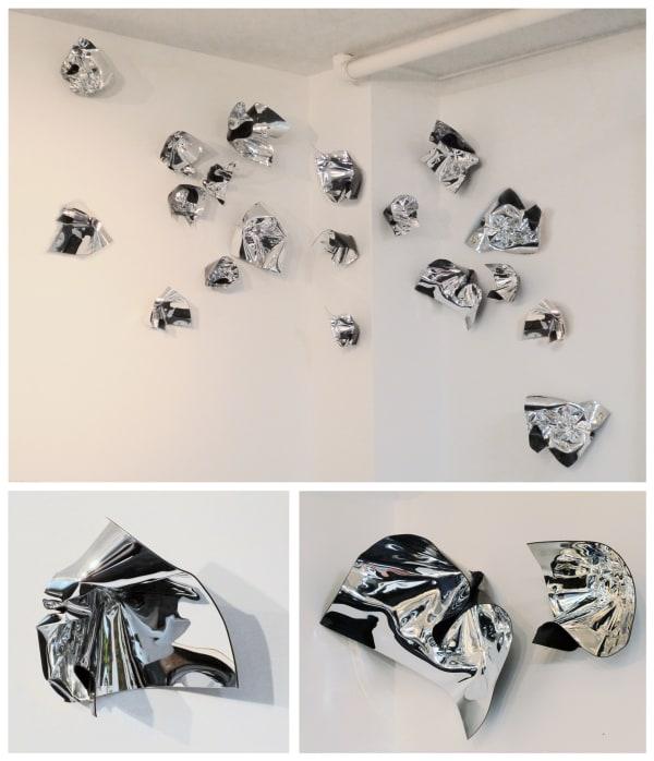 Judy Darragh, Mirror Blooms (Medium), n.d.