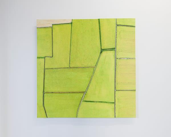 Elizabeth THOMSON, Cubist Encounter II - after Rosalie Gascoigne, 2021