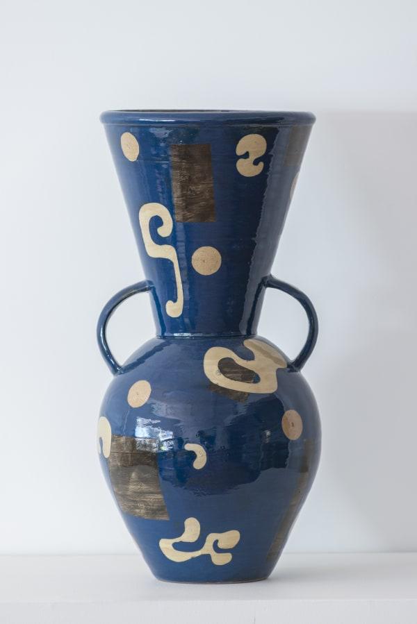 Paul Maseyk, Blue, 2018
