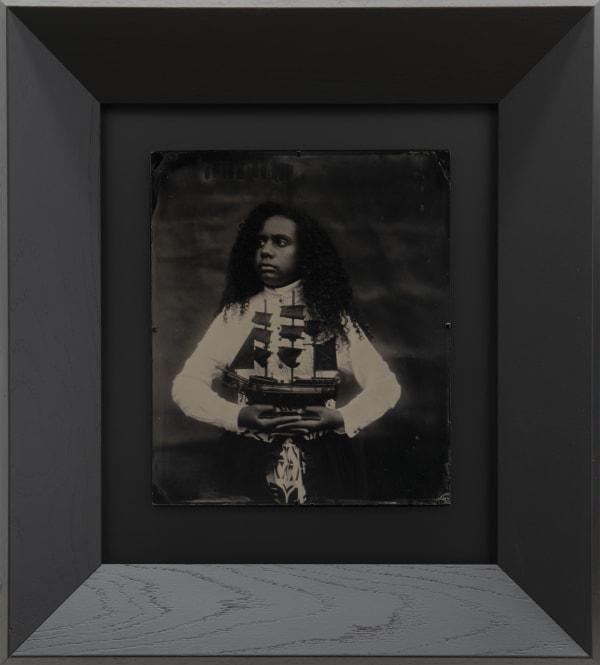 Jasmine Togo-Brisby, Sea is History I, 2019