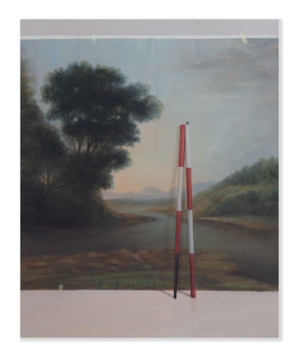 Emily Wolfe, Vanishing Point, 2021