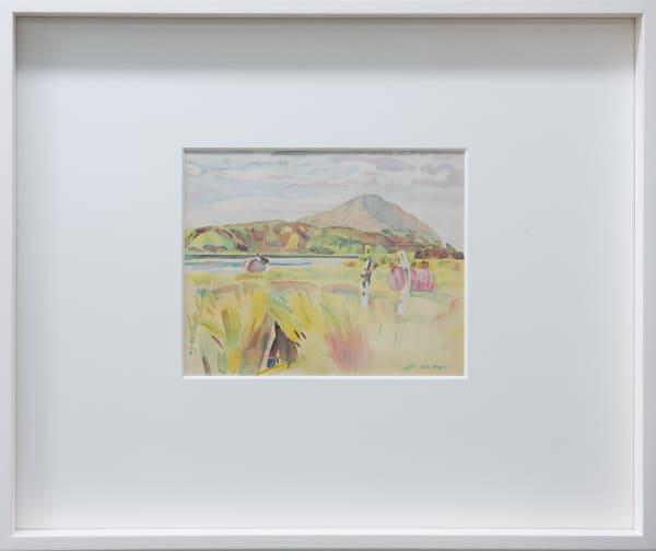 Rita Angus, Mt Camel (Northland), 1953-54