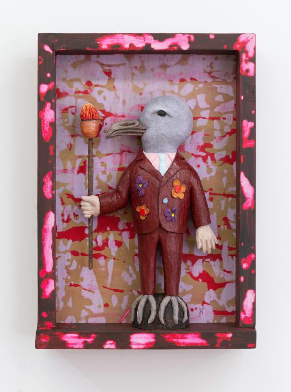 Harry Watson, My Birds #1, 2020