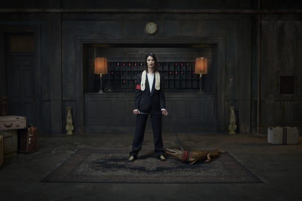 Heather STRAKA, Isolation Hotel II, 2021