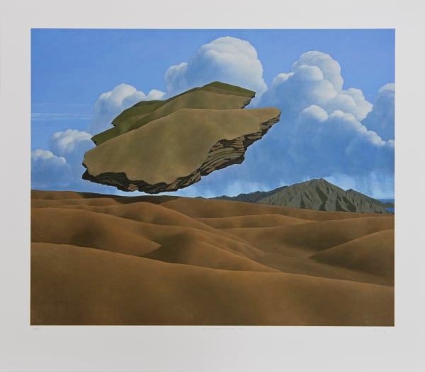 Brent Wong, The Wandering Land (1974), n.d.