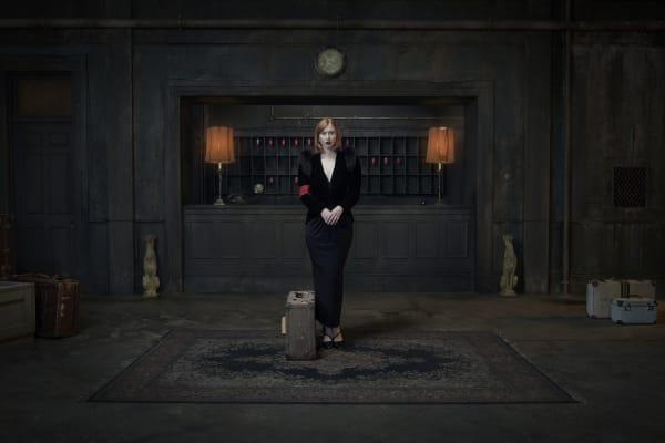 Heather STRAKA, Isolation Hotel VII, 2021