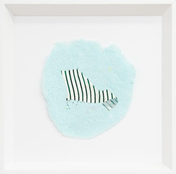 Marita Hewitt, Remnants (Stripes), 2020