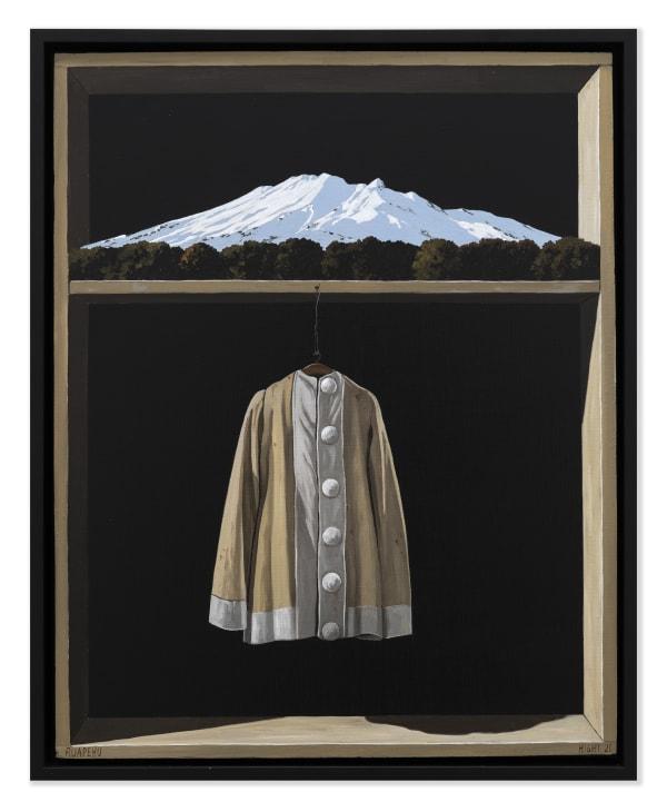 Michael Hight, Ruapehu, 2021