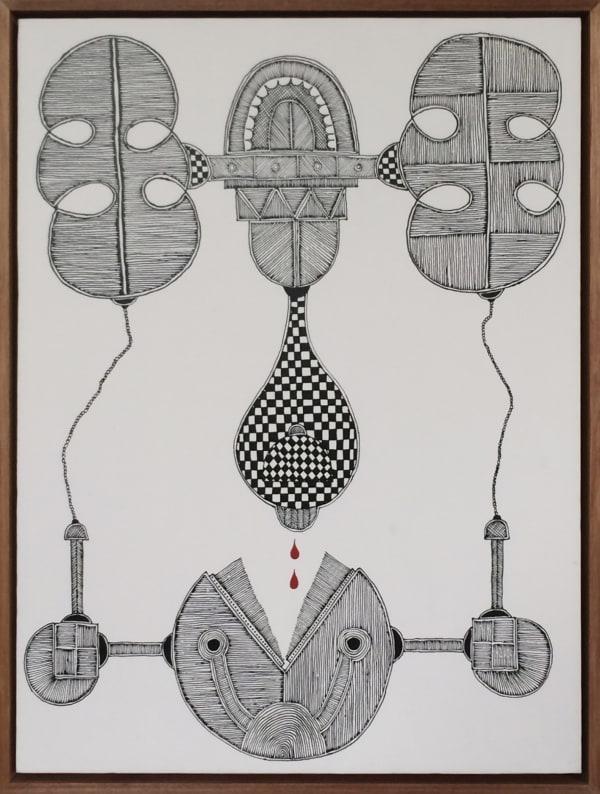 Paul Maseyk, Feeding Time III, 2003