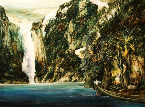 John WALSH, Not Lost in Fiordland, 2014