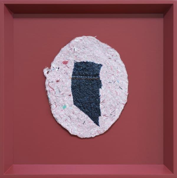 Marita Hewitt, Remnants (Denim), 2020