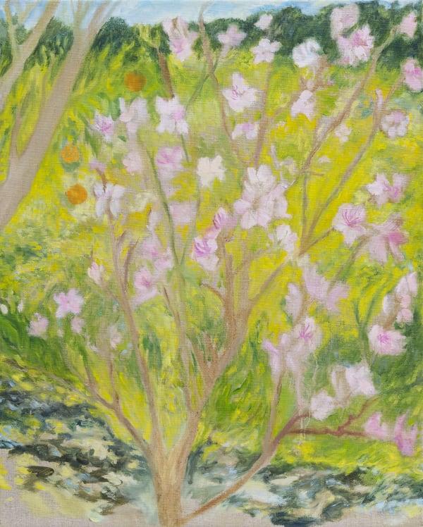 Star GOSSAGE, Peach Blossom with the Mandarins, 2020