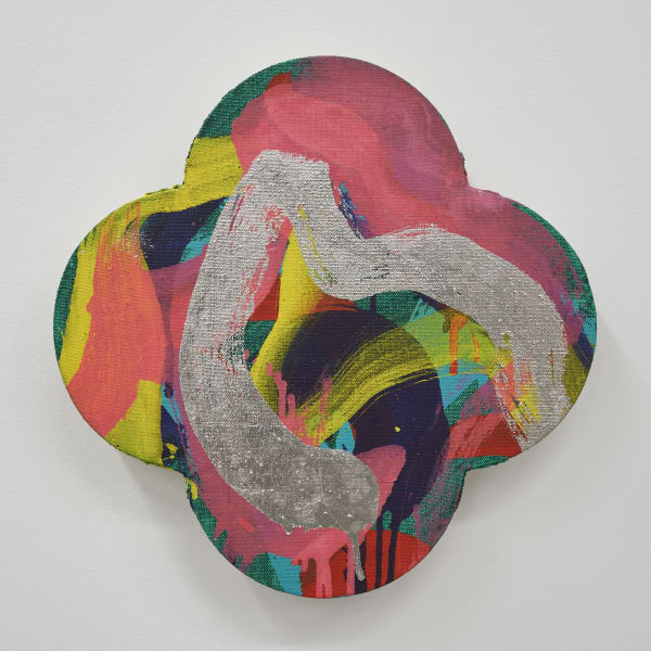 Max GIMBLETT, Across the River and into the Trees, 2021