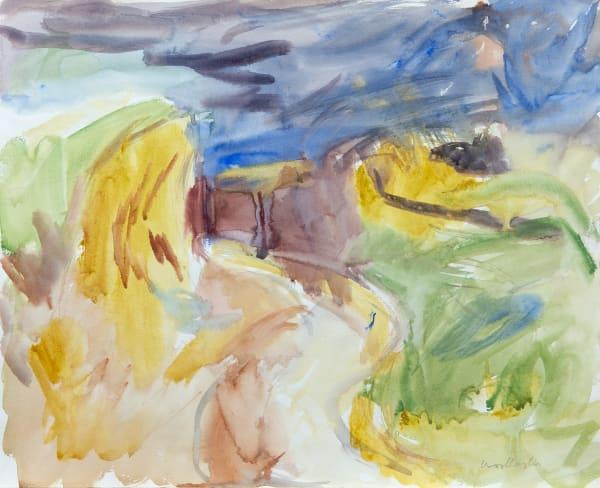 Mountford Tosswill Woollaston, Road Cutting, Glenroy, 1963