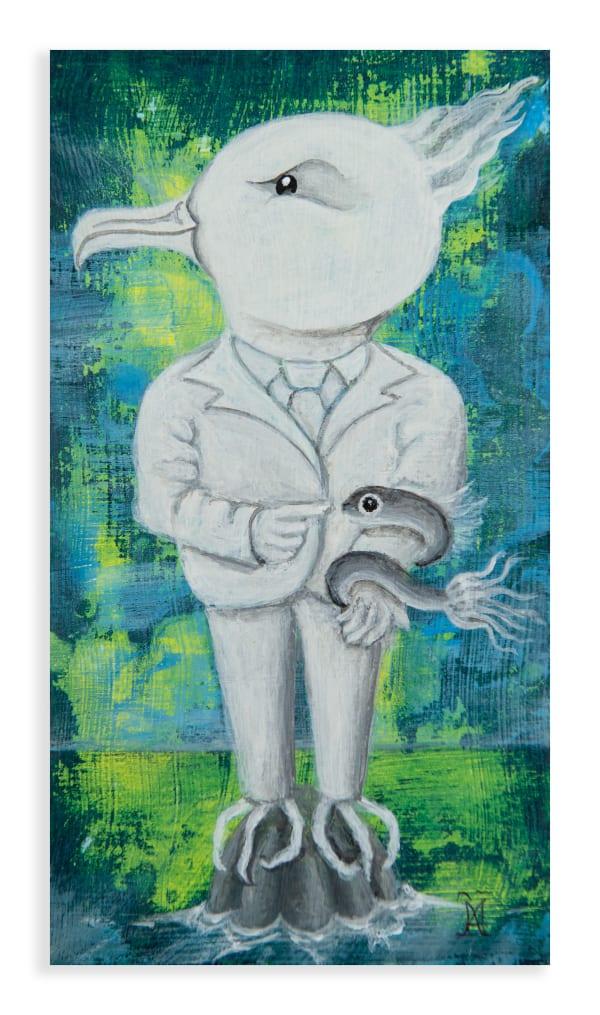 Harry Watson, My Birds (C), 2020