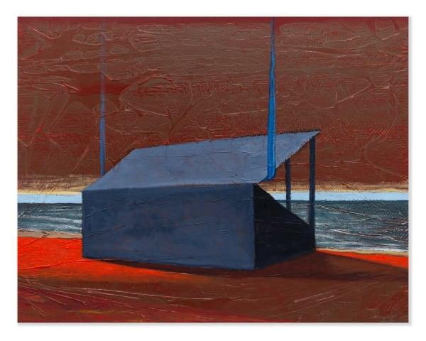 Derek Cowie, The Beach, 2021