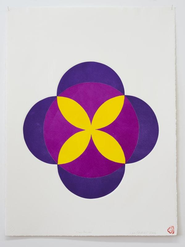 Max GIMBLETT, Moon Flower, 2006