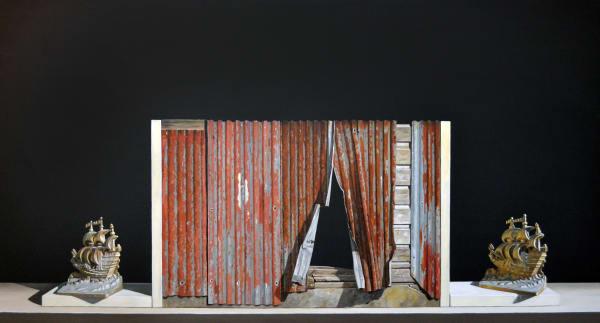 Michael Hight, Tongaporutu - Lot 3, 2016