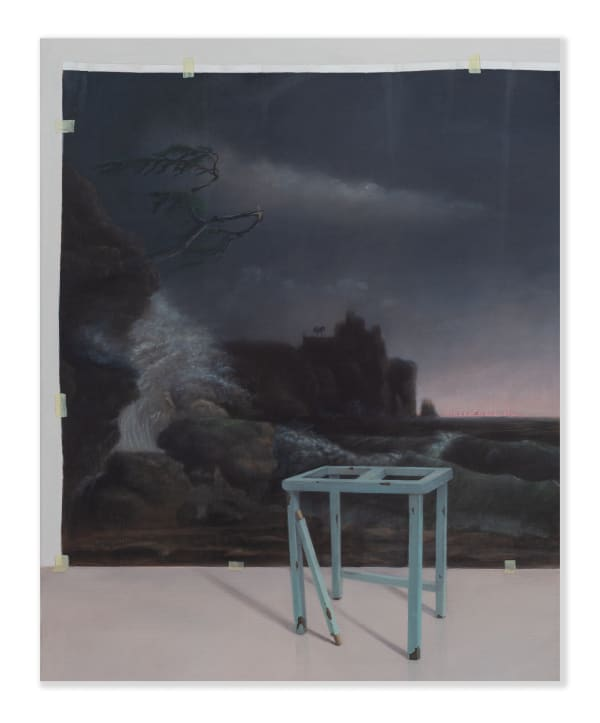 Emily Wolfe, Observation, 2020