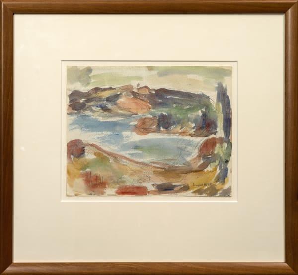 Mountford Tosswill Woollaston, Untitled [Landscape] (5), n.d.