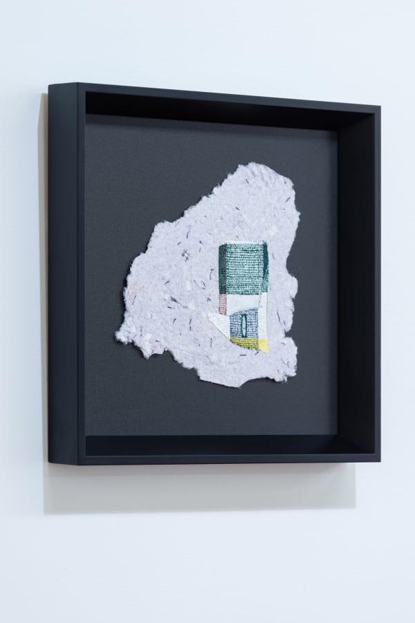 Marita Hewitt, Remnants (Chequered), 2020
