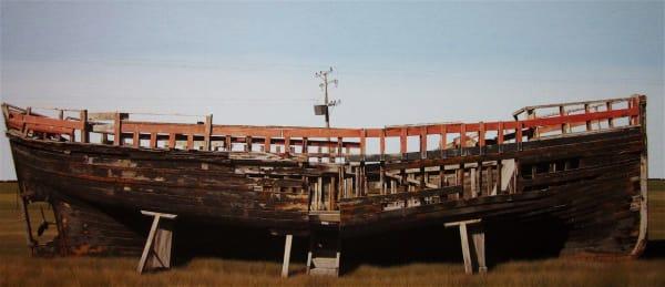 Michael Hight, Rangitikei River, 2011