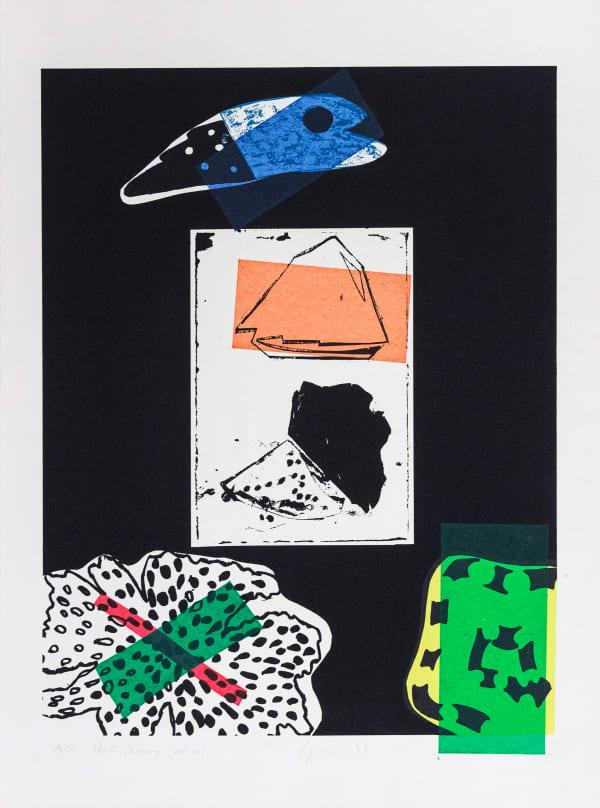 Gordon Crook, Dell Quay, 7/10, 1993