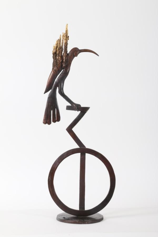 Paul DIBBLE, The Last Huia, 2017