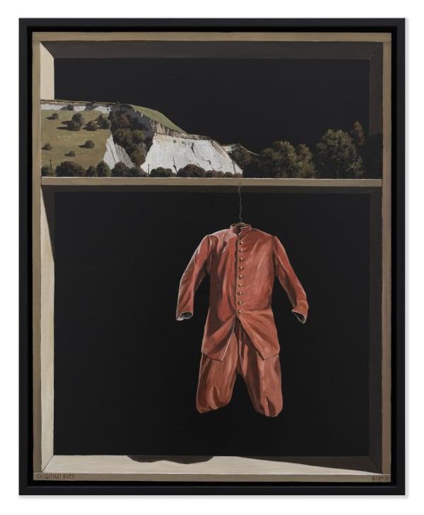 Michael Hight, Rangitikei River, 2021