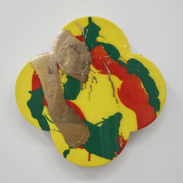 Max GIMBLETT, Yellow Treasure, 2021