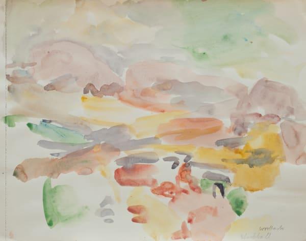 Mountford Tosswill Woollaston, Blackball, 1964