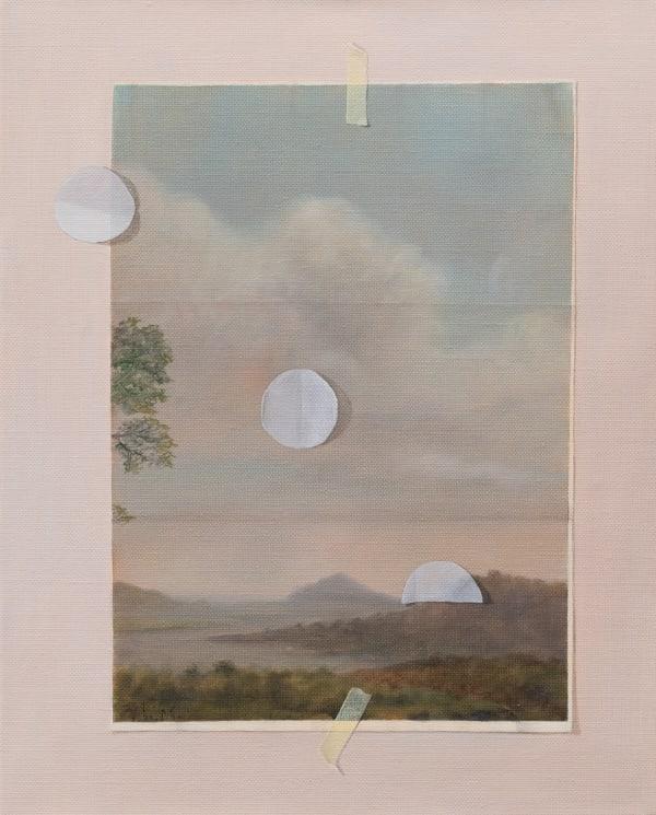 Emily Wolfe, Half Mock Sun, 2021
